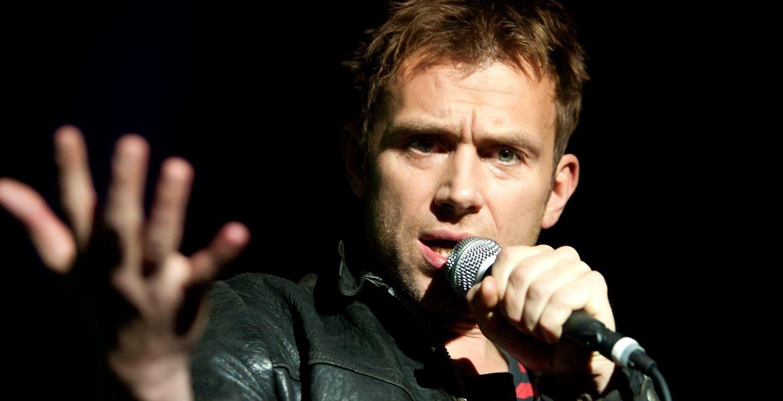 Damon albarn announces recording of new gorillaz album for Damon albarn