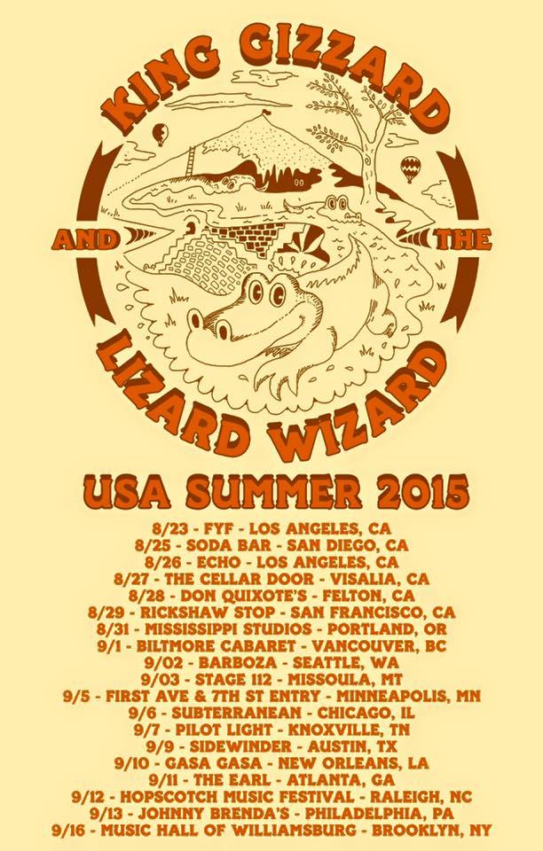 KG LW tour