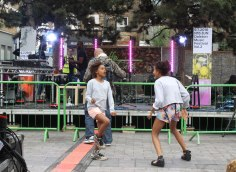 Gillett Square Children