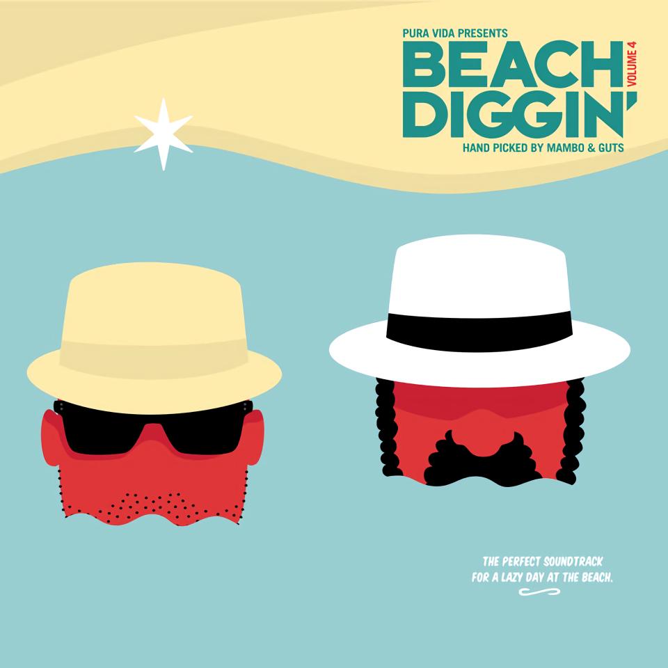 beach diggin